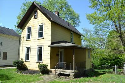 Massillon Single Family Home For Sale: 735 3rd Street