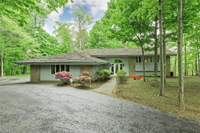 Pepper Pike Single Family Home For Sale: 11 Pepper Creek Drive