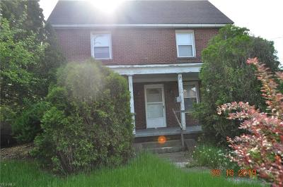 Stark County Single Family Home For Sale: 1222 Warner Rd Southeast