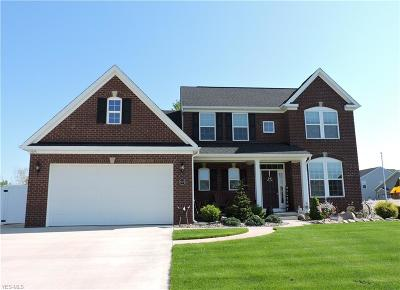 North Ridgeville Single Family Home For Sale: 7375 Songbird Lane