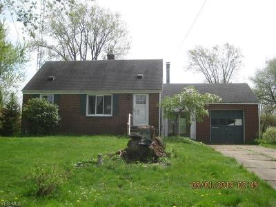 Canton Single Family Home For Sale: 636 35th St Southeast