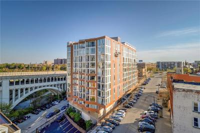 Ohio City Condo/Townhouse For Sale: 2222 Detroit Ave #815