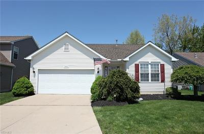 North Ridgeville Single Family Home Active Under Contract: 4940 Windsford Circle