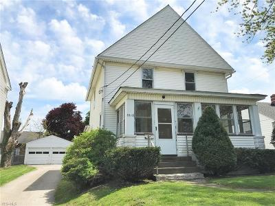 Ashtabula Multi Family Home For Sale: 3518 State Road