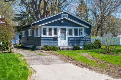 Avon Lake Single Family Home For Sale: 121 Sunset Rd