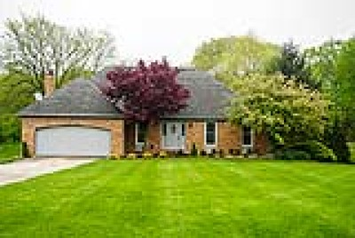 Medina County Single Family Home For Sale: 195 Valley Brook Blvd