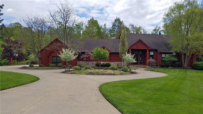 Pepper Pike Single Family Home For Sale: 32420 Pinebrook Ln