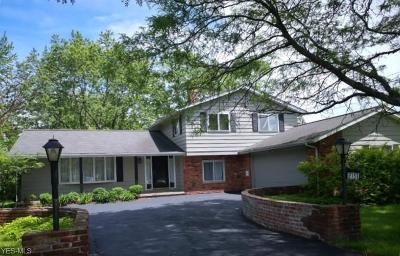 Beachwood Single Family Home For Sale: 2757 Richmond Road