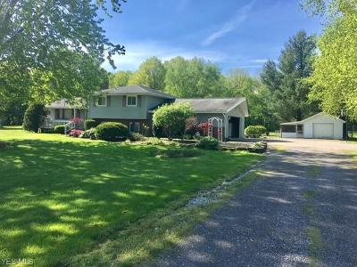 Single Family Home Active Under Contract: 3383 Eagle Creek Road