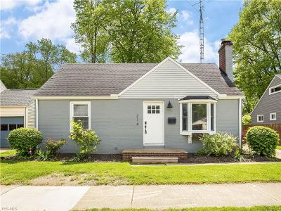 Stark County Single Family Home For Sale: 214 10th St Northeast