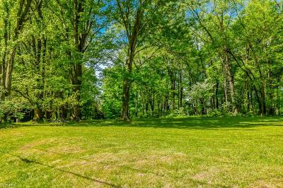 Stark County Residential Lots & Land For Sale: 0000 Buttonshoe Ave Northwest