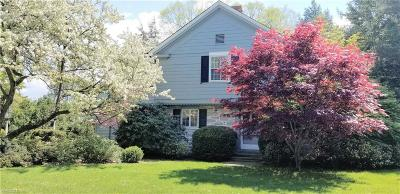 Shaker Heights Single Family Home For Sale: 21300 Almar Drive