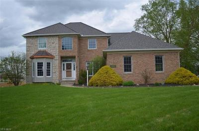 Stark County Single Family Home For Sale: 1033 Stone Crossing St Northeast