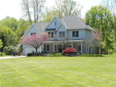 Lorain County Single Family Home For Sale: 7534 Rice Rd
