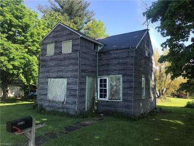 Stark County Single Family Home For Sale: 14951 Lawmont St