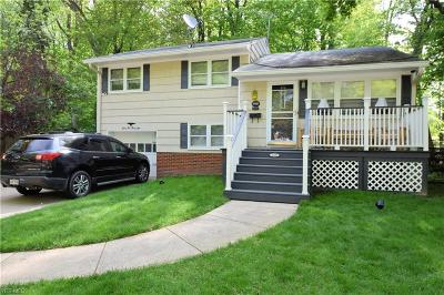 Parma Heights Single Family Home Contingent: 6231 Colebrook Rd