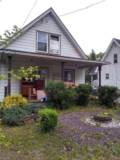Struthers Single Family Home For Sale: 444 8th Street