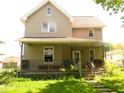 Stark County Single Family Home For Sale: 6237 Richville Dr Southwest