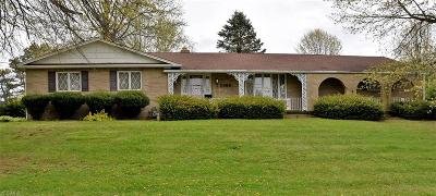 Stark County Single Family Home For Auction: 5889 Bosford St Southwest