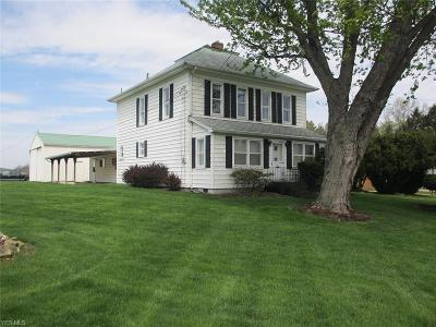 Stark County Single Family Home For Auction: 1681 Manchester Ave Southwest