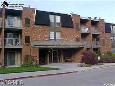 North Olmsted Condo/Townhouse For Sale: 4183 Columbia Rd #103