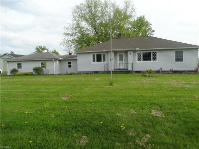 Jefferson Single Family Home For Sale: 1048 State Route 46
