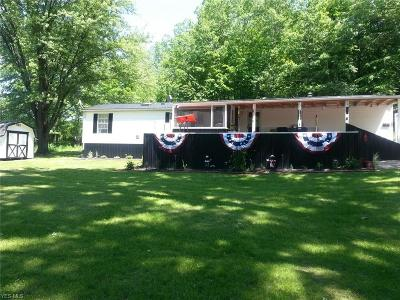 Stark County Single Family Home For Sale: 824 Robertsville Ave Southeast
