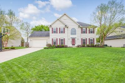 North Ridgeville Single Family Home Active Under Contract: 34741 Hardwood Drive