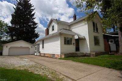 Stark County Single Family Home For Sale: 319 15th St Southwest