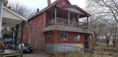 Cleveland Multi Family Home For Sale: 7606 Aberdeen Avenue