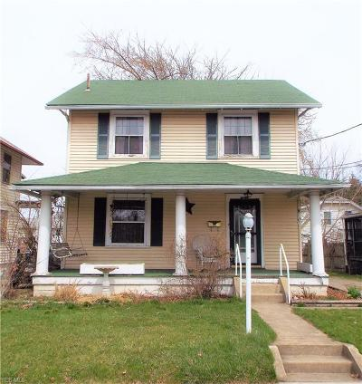 Canton Single Family Home For Sale: 1611 29th St Northwest