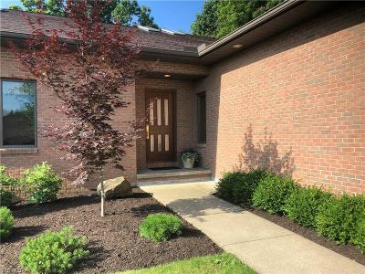 Mahoning County Condo/Townhouse For Sale: 3659 Mercedes Place