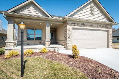 Stark County Condo/Townhouse For Sale: 8817 Serenity Dr Northwest