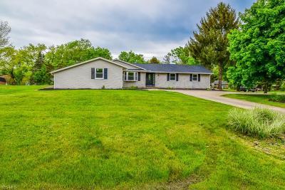 Stark County Single Family Home For Sale: 11305 Merrimack Ave Northeast