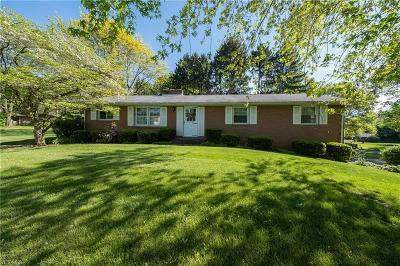 Stark County Single Family Home For Sale: 5767 Woodhill Dr Northwest
