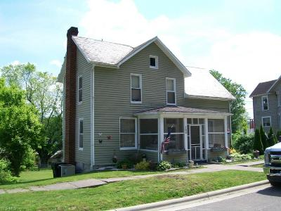 Single Family Home Sold: 160 S Main Street