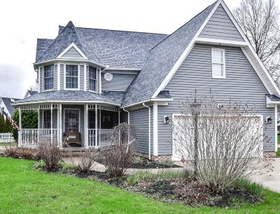 Macedonia Single Family Home Active Under Contract: 9443 Westwood Drive