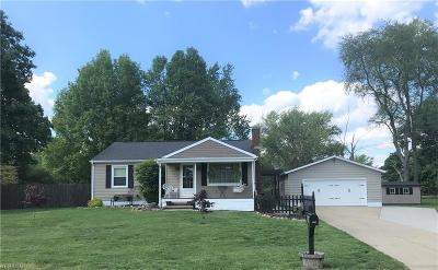 Stark County Single Family Home For Sale: 3343 Marquette St Northwest
