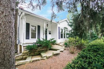 Chagrin Falls Single Family Home For Sale: 276 High Street