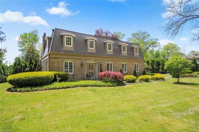 Canfield Single Family Home For Sale: 3875 Fairway