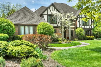 Westlake Single Family Home Contingent: 23487 Wingedfoot Dr
