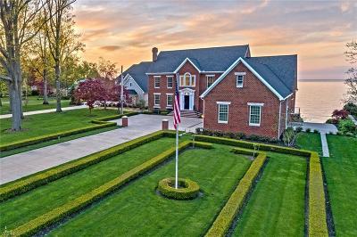 Avon Lake Single Family Home For Sale: 31940 Lake Road
