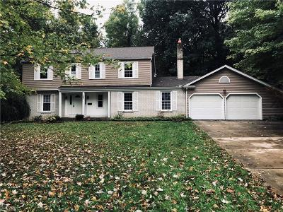 Canfield Single Family Home For Sale: 503 Hickory Hollow Drive