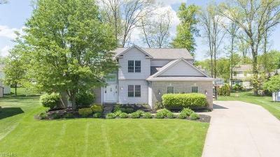 Strongsville Single Family Home For Sale: 11542 Elizabeth Cir
