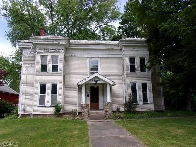 Andover Single Family Home For Sale: 176 W Main Street