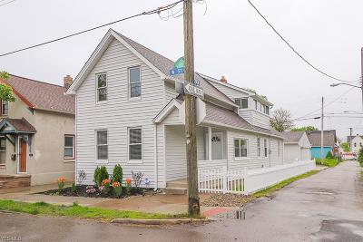 Cleveland Single Family Home For Sale: 1959 W 57th Street