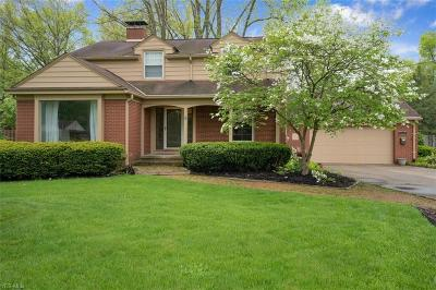 Warren Single Family Home For Sale: 313 Marwood Drive