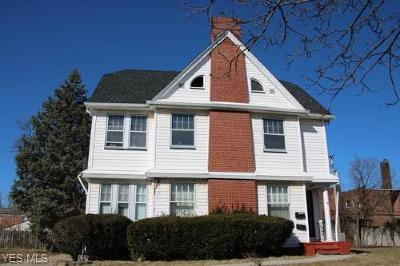 Shaker Heights Multi Family Home For Sale: 3328 Sutton Rd