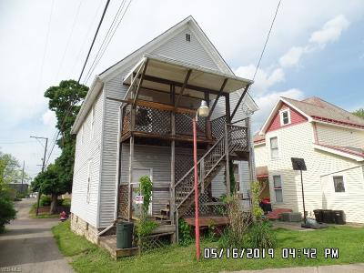 Zanesville Single Family Home For Sale: 118 Jefferson St