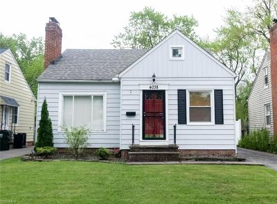 Single Family Home Coming Soon: 4038 Wyncote Rd